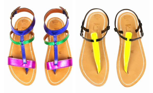 Must Have: K. Jacques pour Opening Ceremony Sandals ...