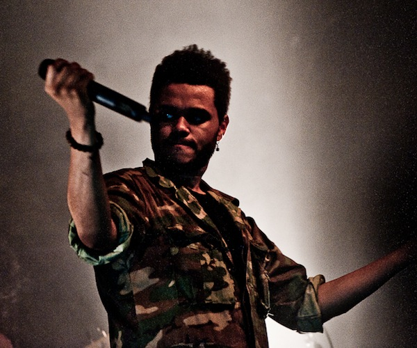 The Weeknd Live In Toronto