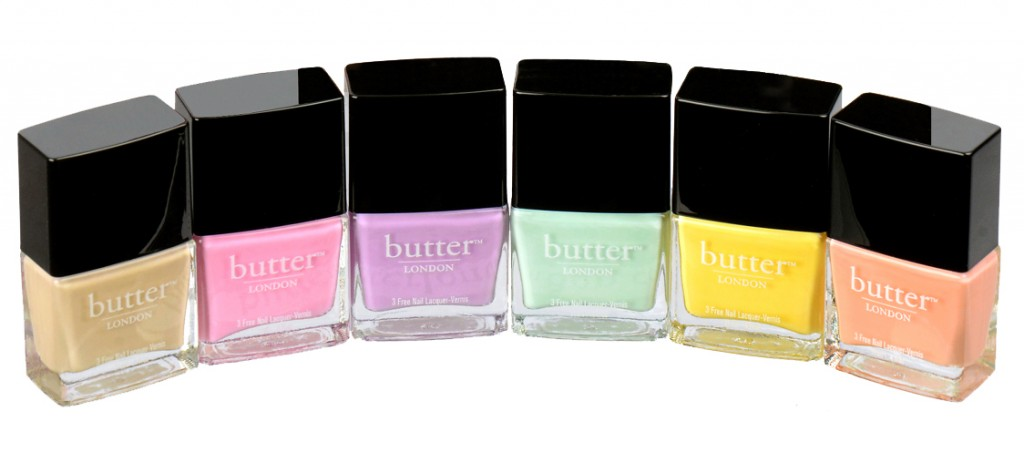 Butter London Spring 2013 'Sweetie Shop' Nail Lacquer | Sidewalk Hustle