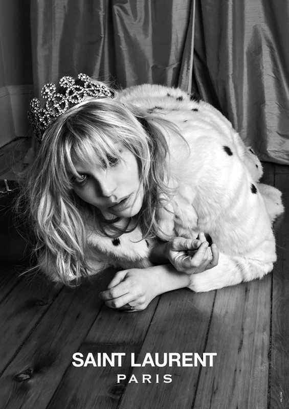 Saint Laurent Music Project with Courtney Love