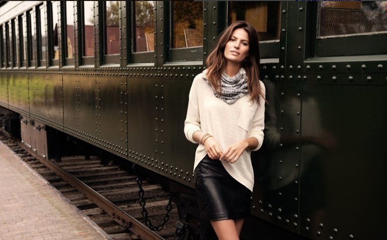 Cameron Russell for H&M-2