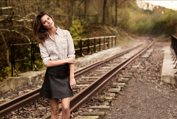 Cameron Russell for H&M-3