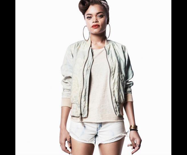 Andra Day for Gap