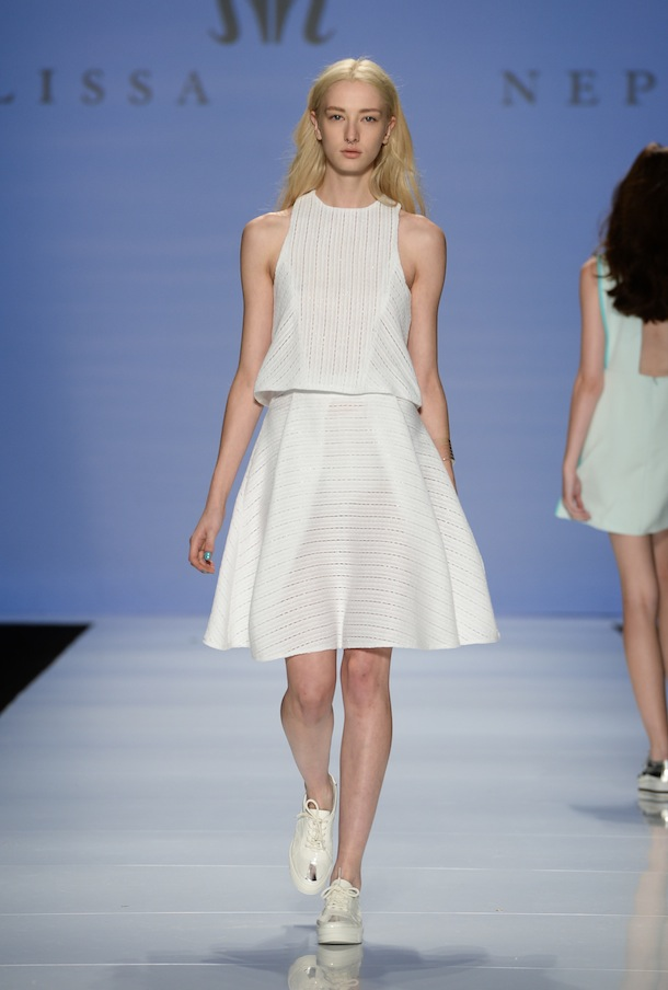 Melissa Nepton Spring Summer 2015 at Toronto Fashion Week -10