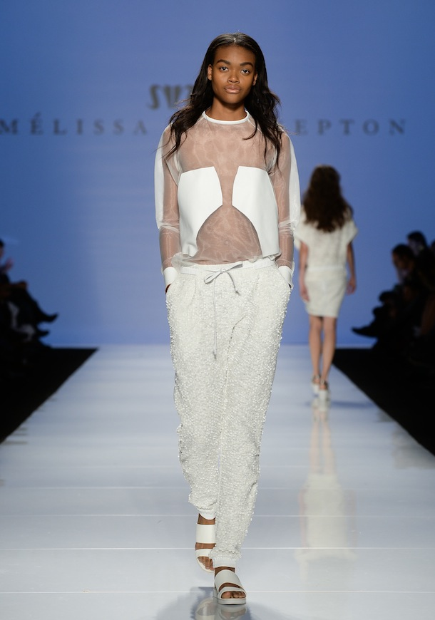 Melissa Nepton Spring Summer 2015 at Toronto Fashion Week -16