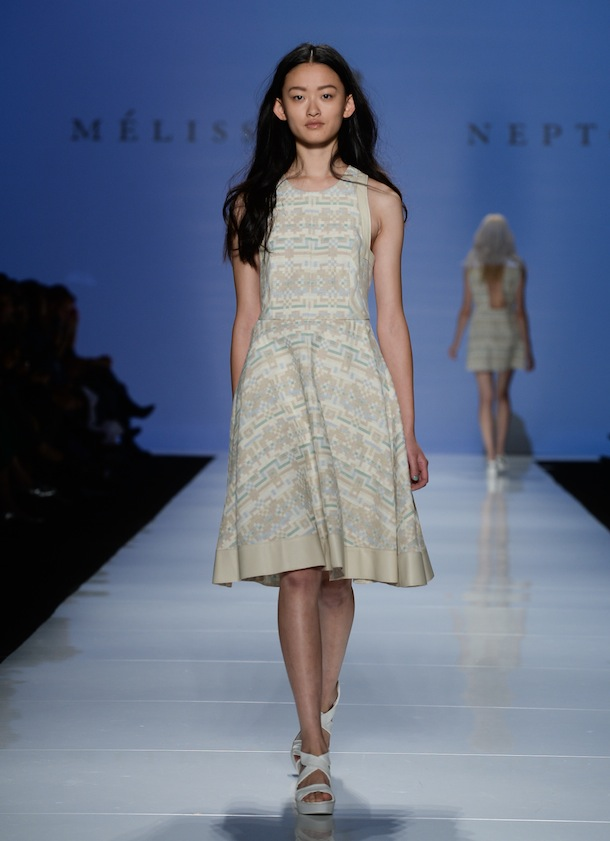 Melissa Nepton Spring Summer 2015 at Toronto Fashion Week -3