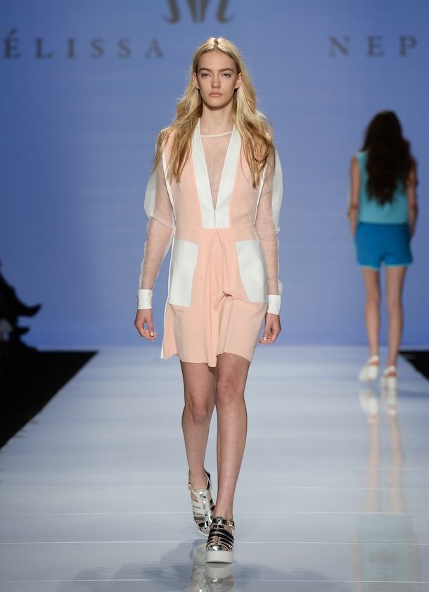 Melissa Nepton Spring Summer 2015 at Toronto Fashion Week -6