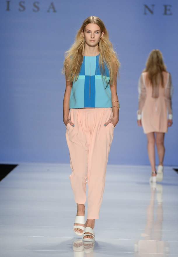 Melissa Nepton Spring Summer 2015 at Toronto Fashion Week -7