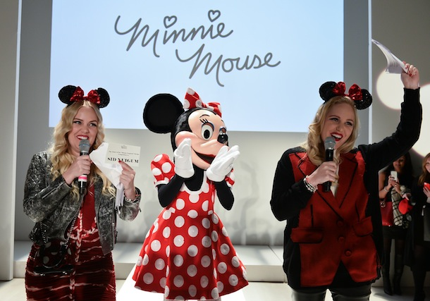 Minnie Mouse Presentation at Toronto Fashion Week-2