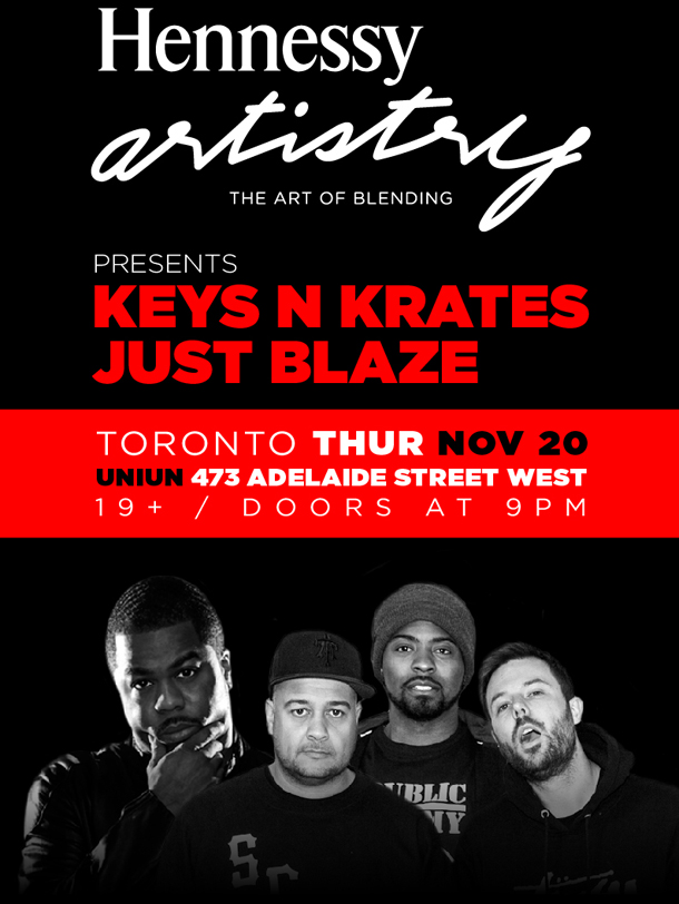 Hennessy Artistry National (Canada)