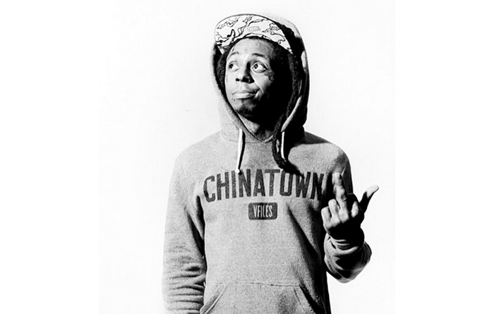 Lilwayne fuck the world You will