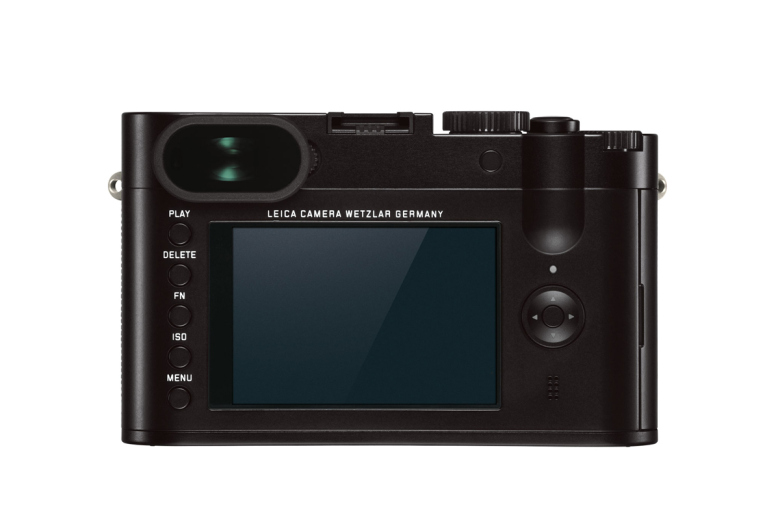 Leica Introduces Full-Frame Q Typ 116-2