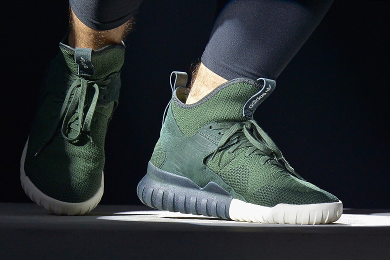 adidas Sapatos Tubular Dawn Green adidas MLT