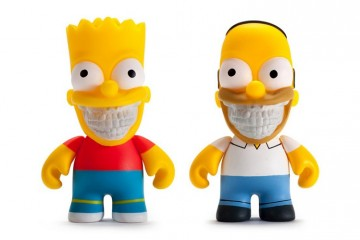Take A Look At The Simpsons X The Face Shop S New