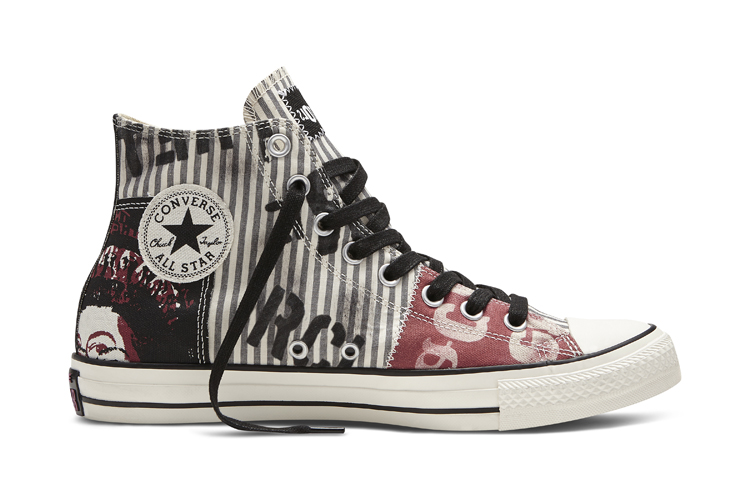 a924cbf133f3 Converse presents the Chuck Taylor All Star Sex Pistols Collection ...