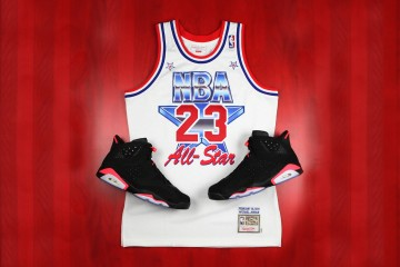 Mitchell   Ness Releases Michael Jordan s 1991 NBA All-Star Jersey 181077831fcf