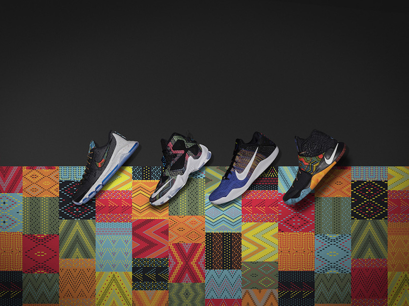 5e57a535f92 Nike Drops Black History Month Collection