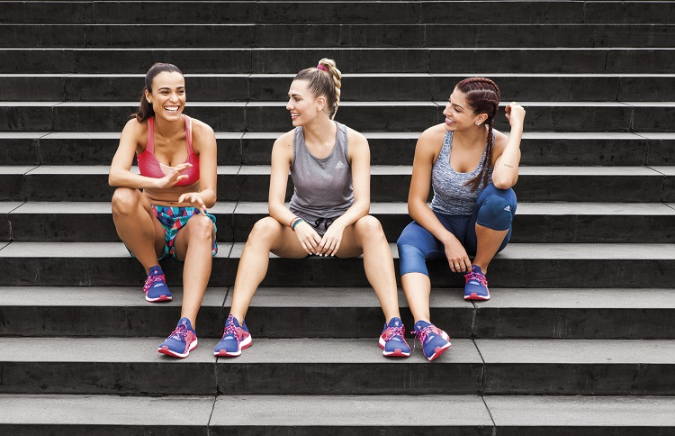 f6cf5128994c13 adidas Unveils the PureBOOST X Designed Specifically for Women ...