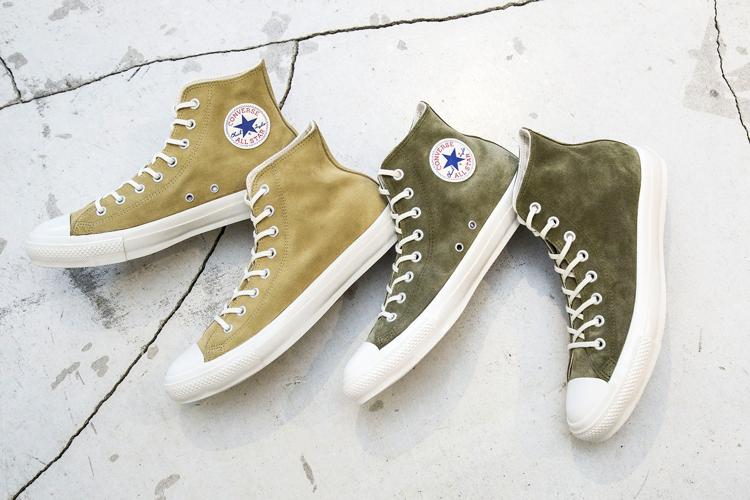 631a0de845f5 BEAUTY   YOUTH Releases Converse Chuck Taylor All Star