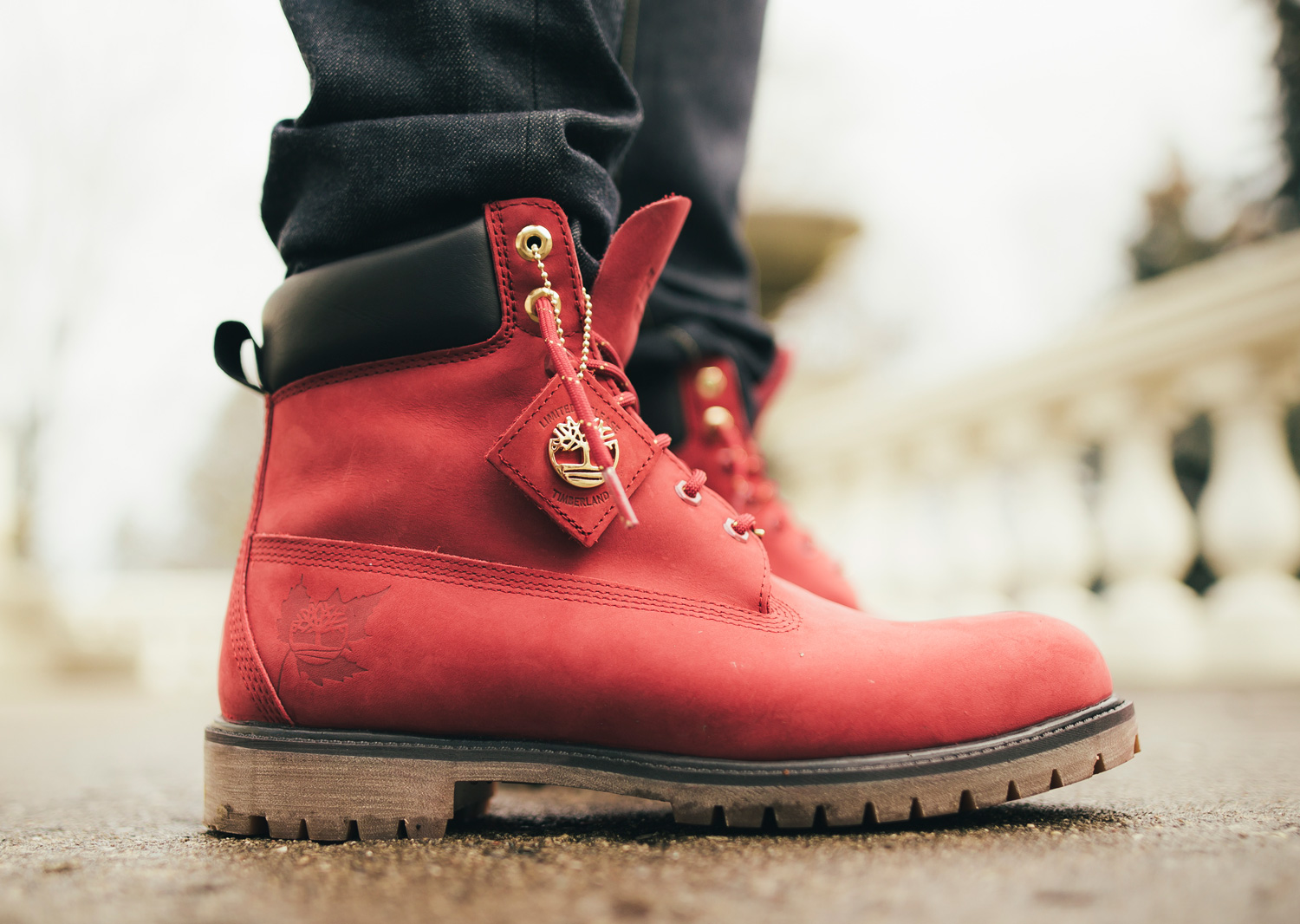 Timberland presents the Red 6