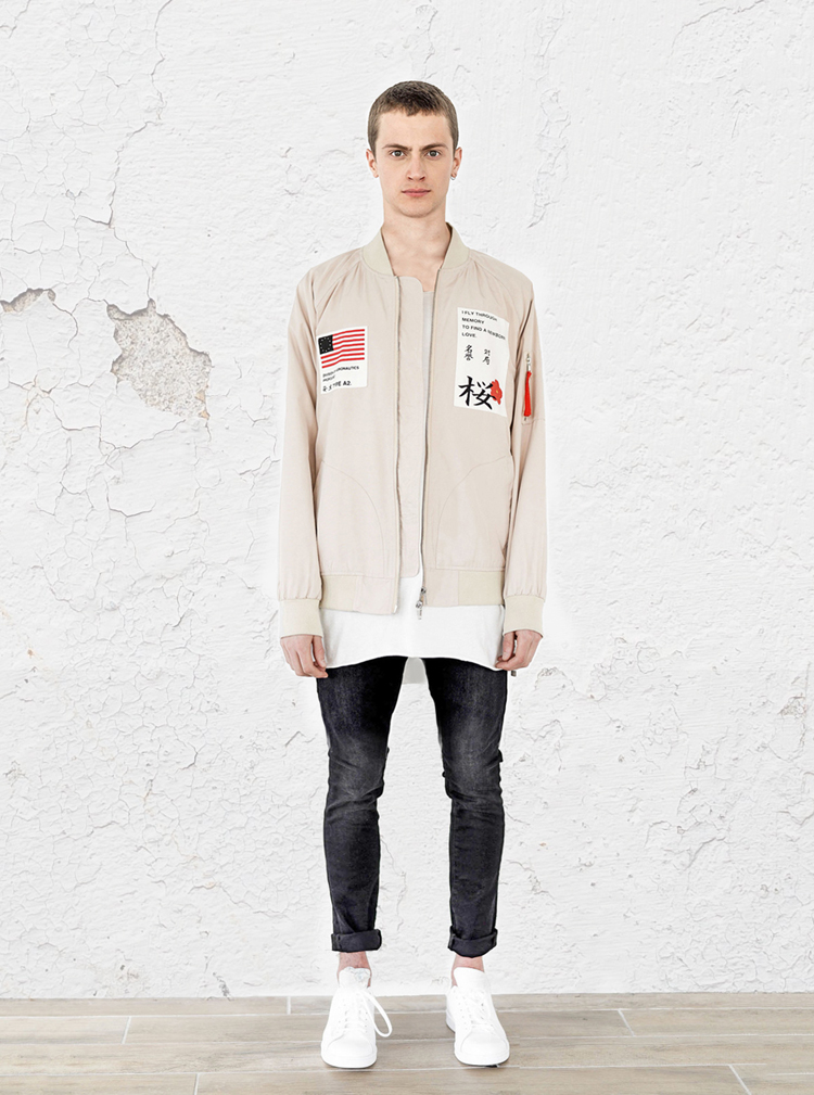 aeronautics-nylon-flight-jacket-cream-spring-lookbook1
