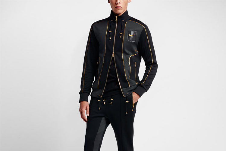 b898d7e14ed7 NikeLab Collaborates with Balmain s Olivier Rousteing