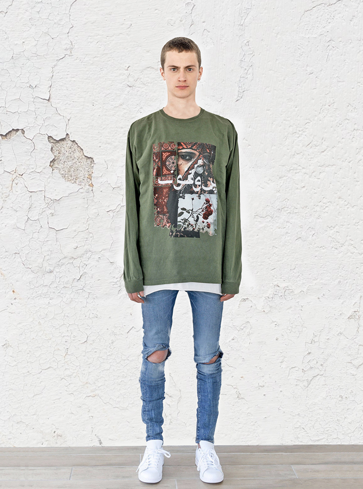 the-amorist-long-sleeve-faded-olive-profound-aesthetic-spring-lookbook-1