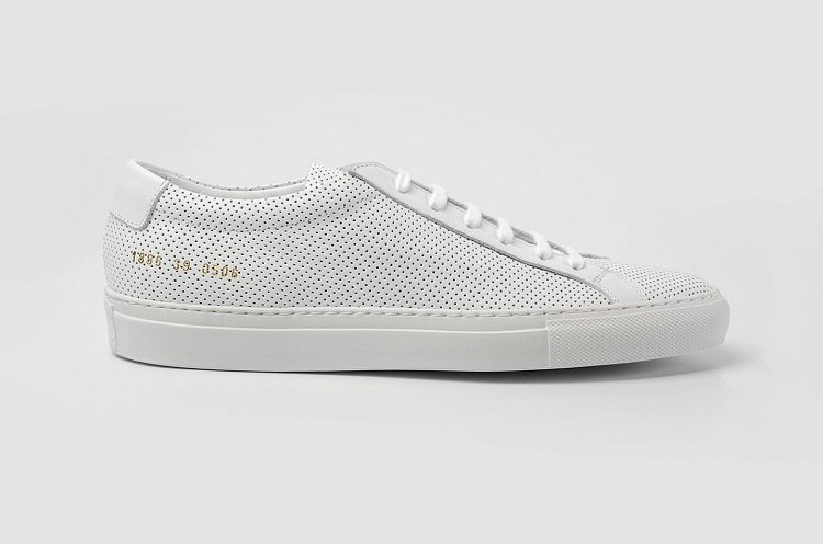 newest 71ee2 5257a Common Projects Spring Summer 2014 Footwear Collection  Common Projects  Brings Back The Perforated Achilles Low Silhouette ...