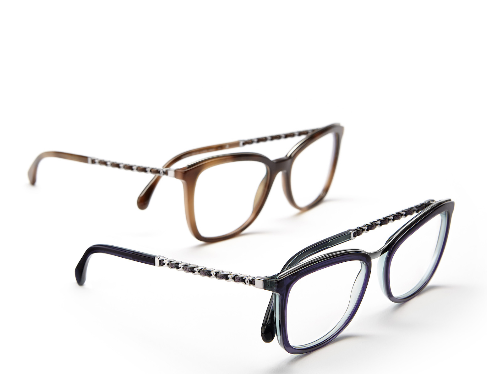 989d95ca013 CHANEL Share Coco Chain Eyewear Collection