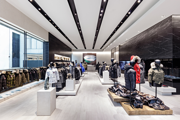 canada goose store at toronto