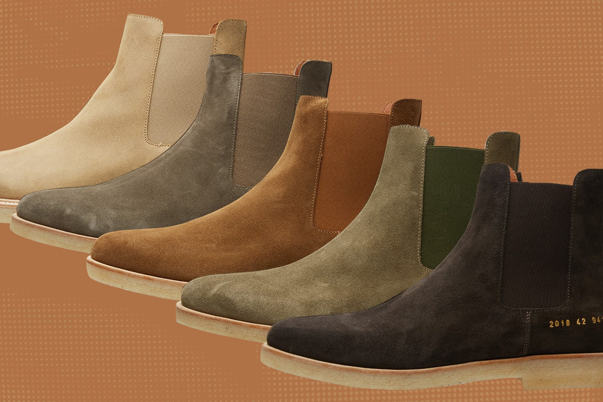 f9886d57f41c02 Common Projects Chelsea Boots