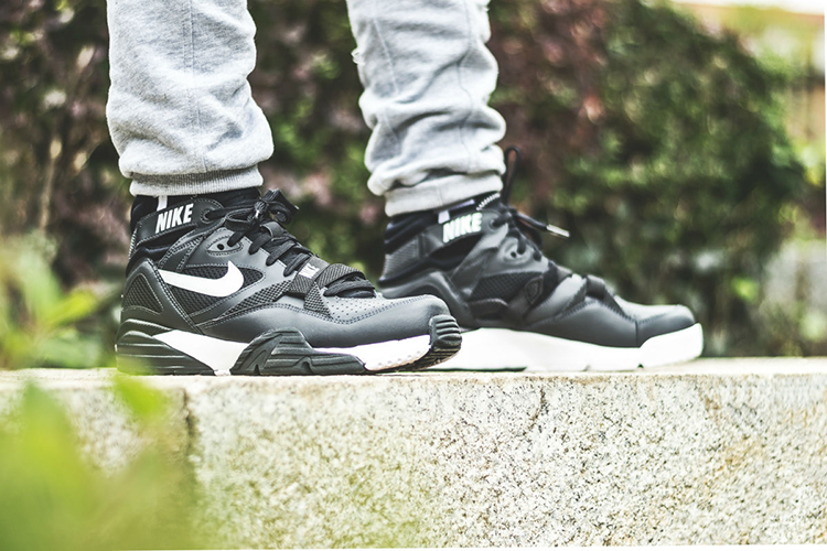 Nike Air Trainer Max 91 Anthracite Black  748c983dc