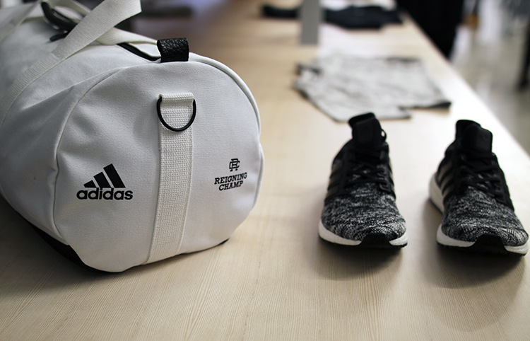 cf7fa3f7f37 Reigning Champ x adidas Global Preview