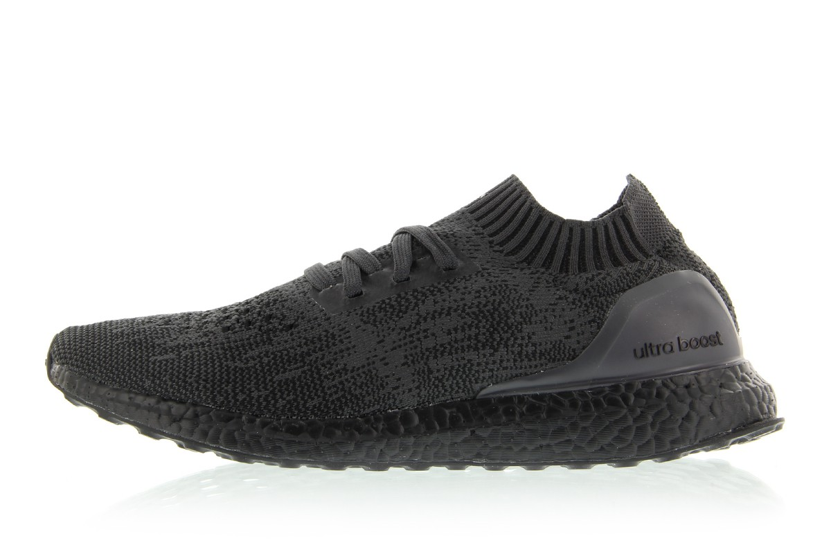 aadd5c24e5684 adidas Uncaged Triple Black UltraBoost