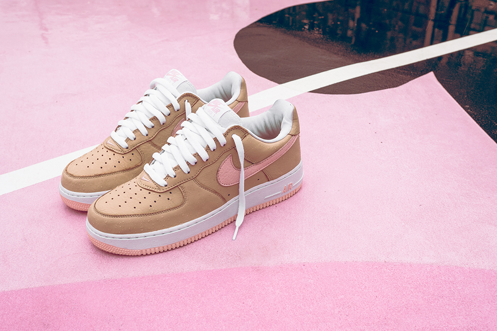 finest selection 88f44 a65e4 Nike and Kith Are Relaunching the Air Force 1 Linen