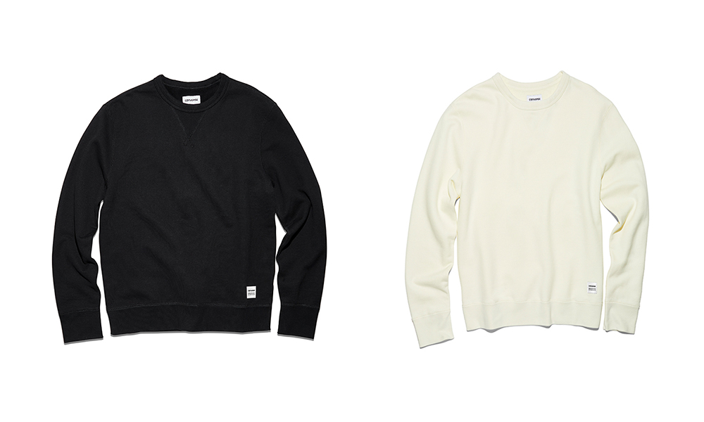 e5c37f409b40 Converse Officially Releases Their In-Line Essentials Apparel Collection