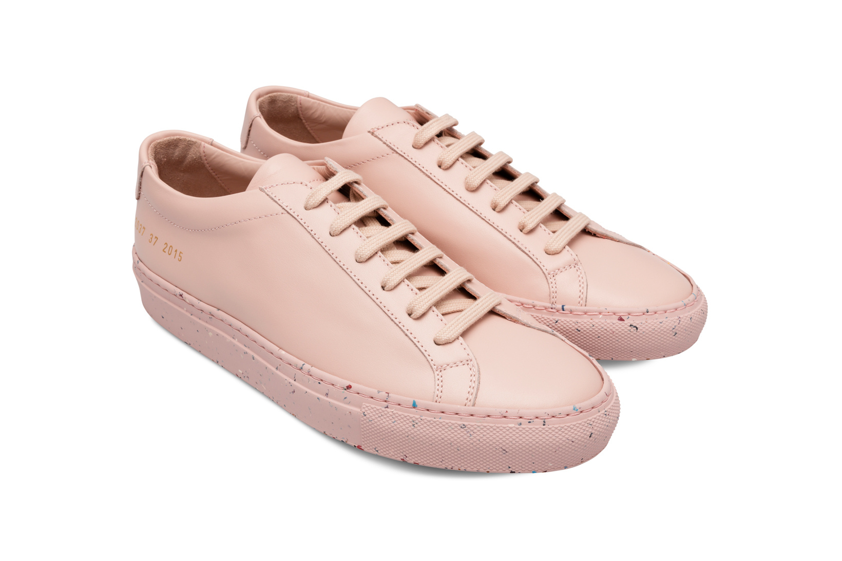 """7ef27a0c2813 Dover Street Market x Common Projects Achilles Low """"Pink"""""""