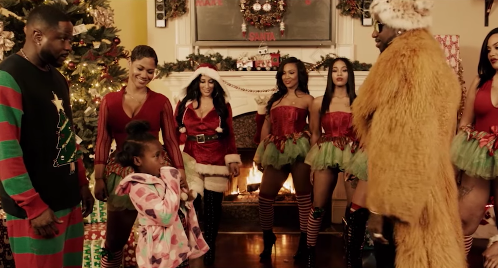 gucci mane shares video for st brick intro - Gucci Mane Christmas