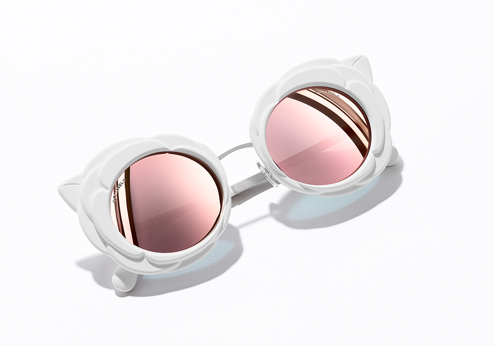 c8ebb25a74b Chanel unveils S S  17 eyewear pre-collection