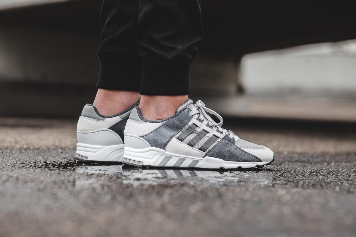 "release date: 2dabc d8d10 adidas EQT Support RF Unveil ""Trace Green"" and ""Solid Grey"""