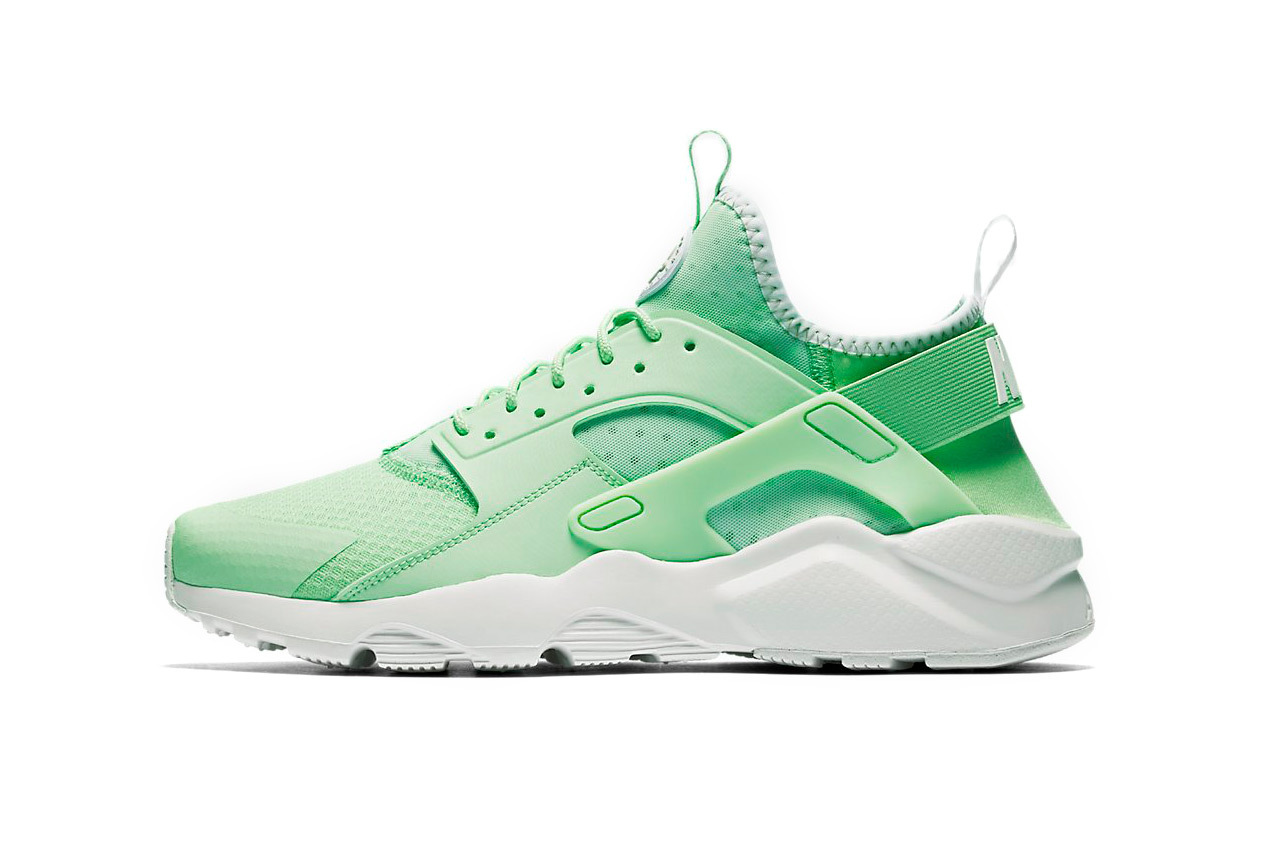 478a3858b8124 ... ebay nike unveils air huarache ultra in fresh mint 6094e 694f3