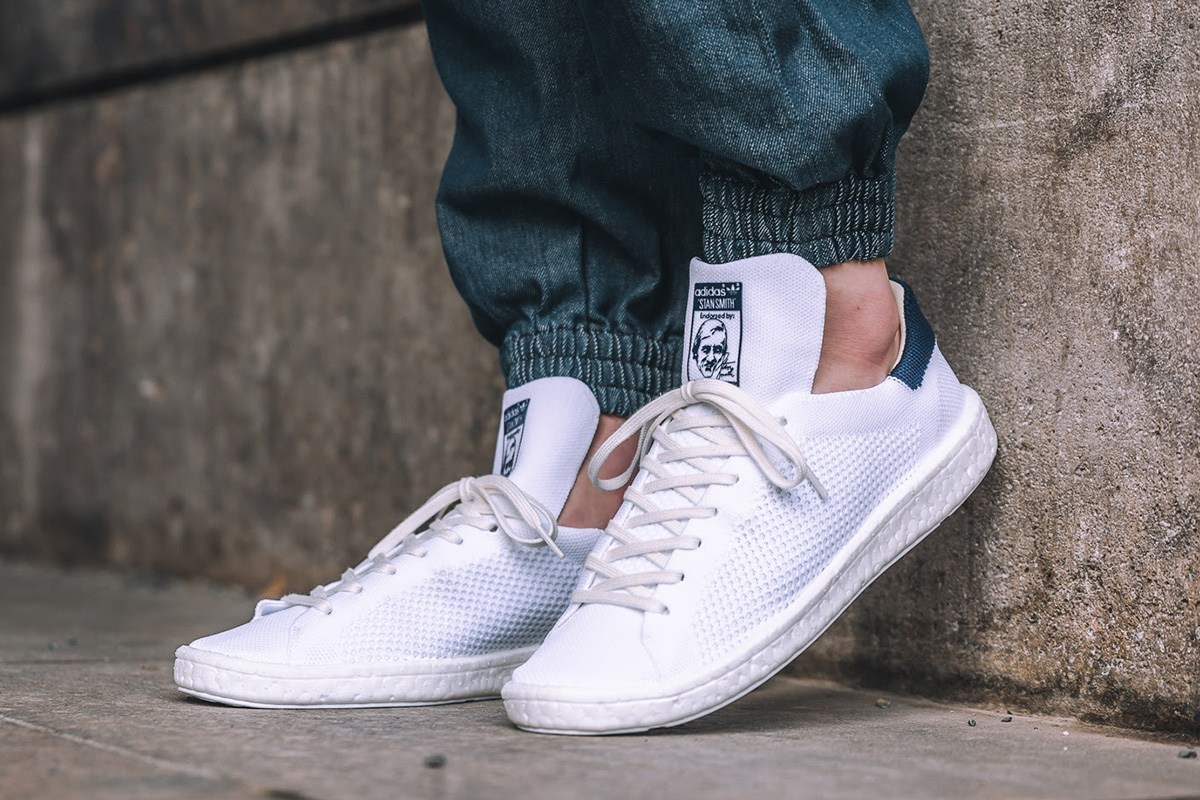 adidas Drops Stan Smith BOOST Primeknit