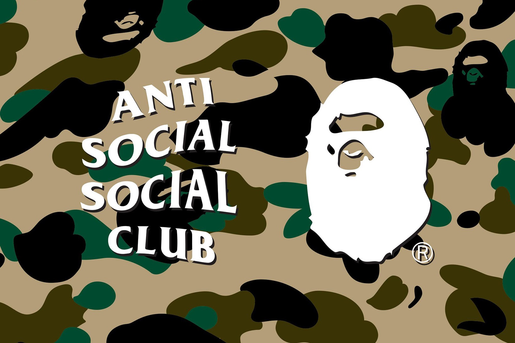 3a07b4e455f1 BAPE x Anti Social Social Club to Release Collaboration