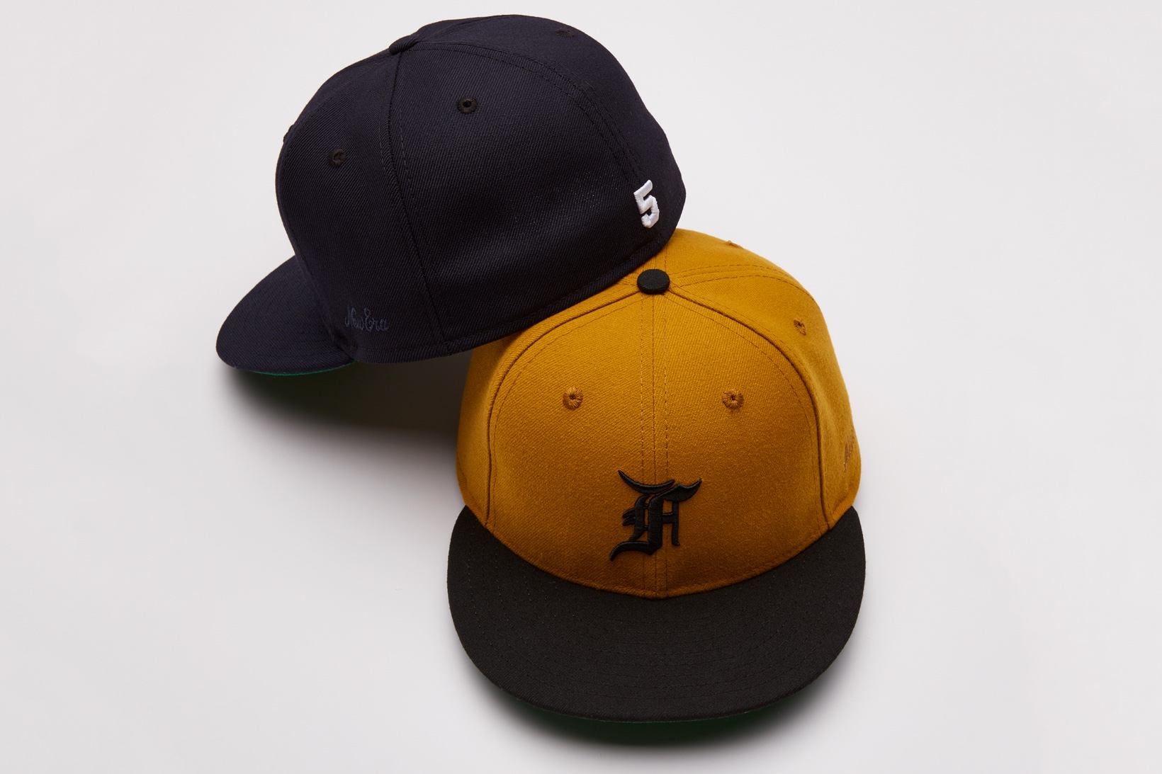 862bdc2c9ca Fear of God x New Era Unveil Fitted Cap Collection