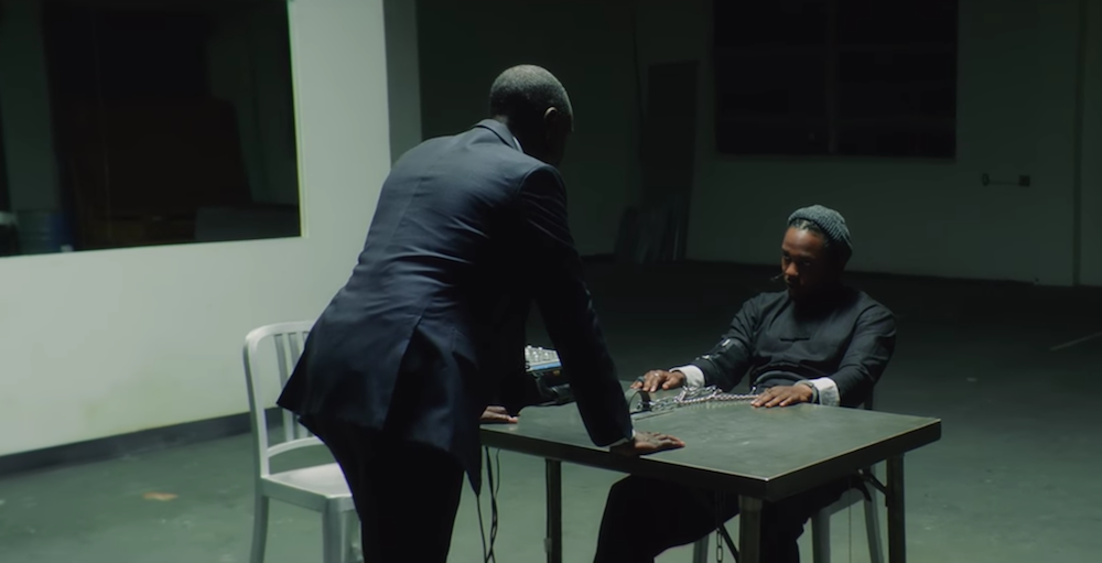 "Kendrick Lamar Shares ""DNA."" Video 
