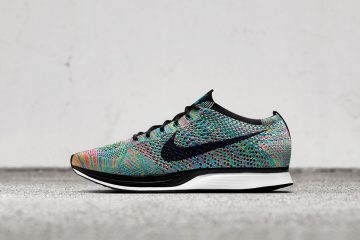 Nike to Release Multicolour Flyknit Racer
