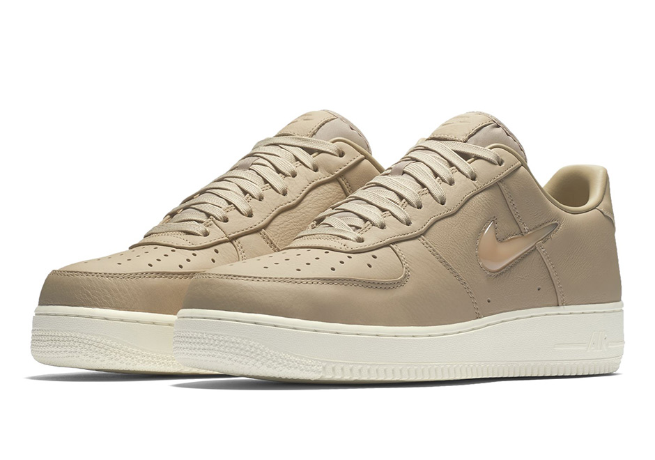 "low priced 80caf f1261 The Nike Air Force 1 ""Jewel"" Will Release in Vachetta Tan"