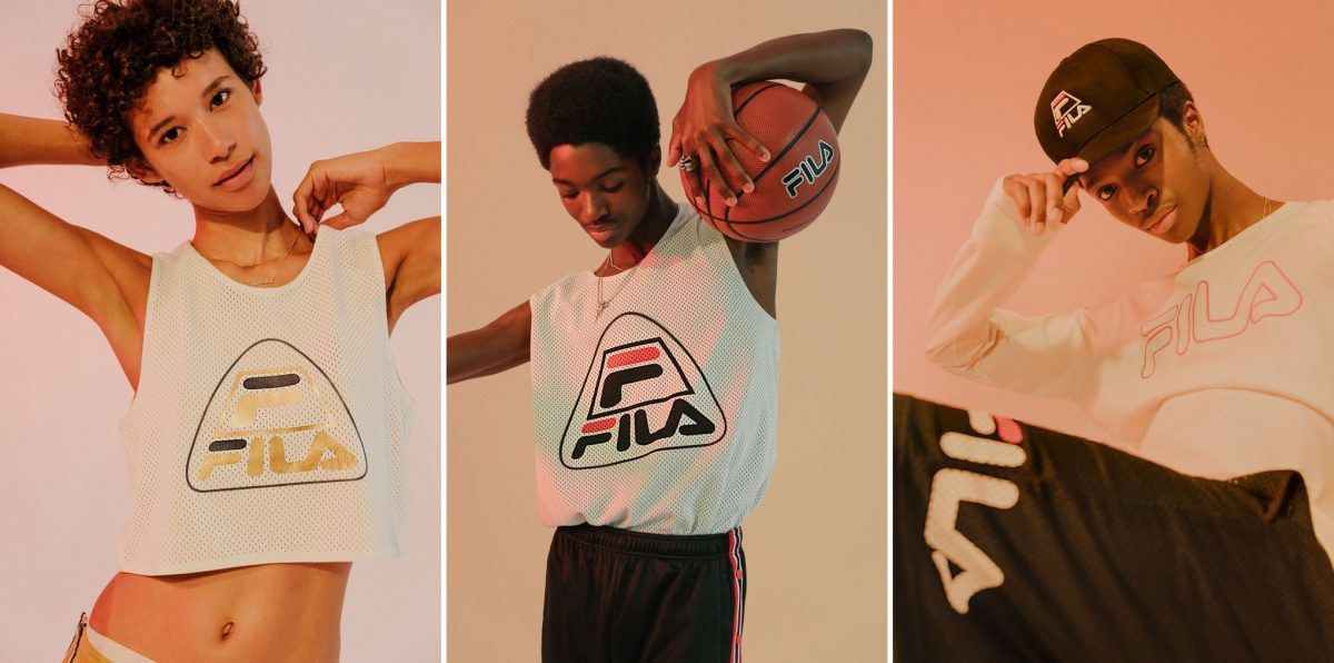 1914aa95bcc3 Urban Outfitters Teams Up With FILA
