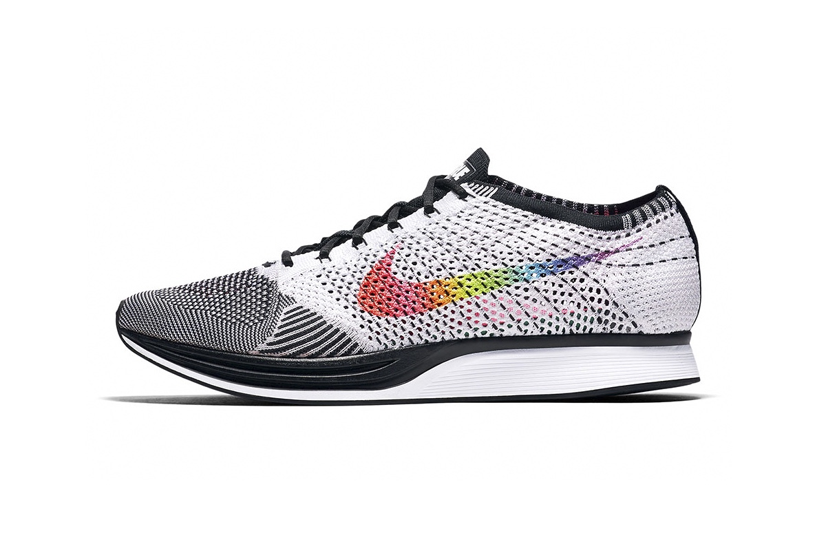 "Nike Announces LGBT ""Be True"" Flyknit Racer 23e81a6352"