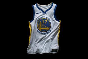 Nike and NBA Unveil New Jerseys for 2017-18 Season